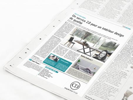 Un service 2.0 pour un intérieur design de qualité