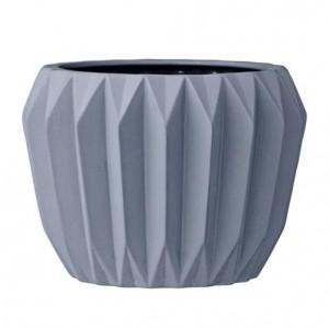 I-Moyenne-12678-pot-de-fleur-bleu-geometrique-en-porcelaine-bloomingville-fluted.net