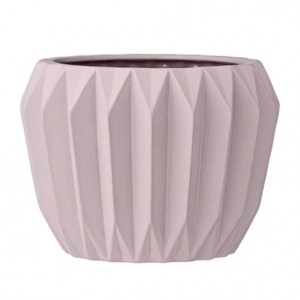 I-Moyenne-12972-pot-de-fleur-rose-pastel-geometrique-en-porcelaine-bloomingville-fluted.net