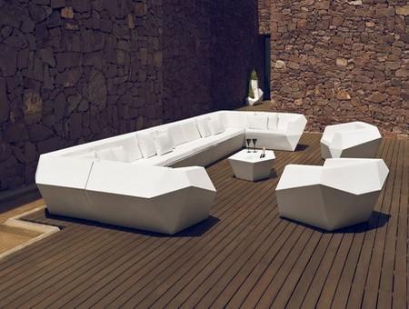 Mobilier d'extérieur design pour votre jardin et votre terrasse