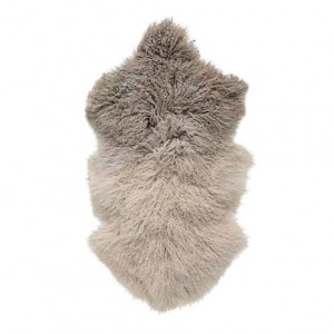 tapis fourrure, tapis fourrure lamby, fourrure lamby, fourrure design, fourrure taupe