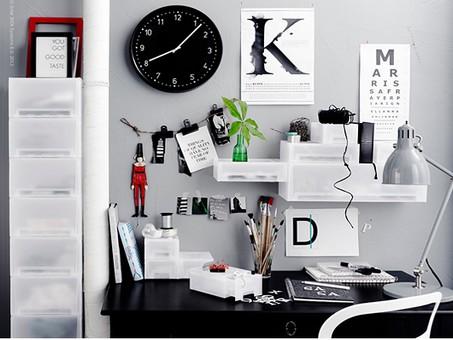 DIY pour organiser son bureau
