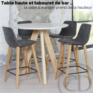table haute