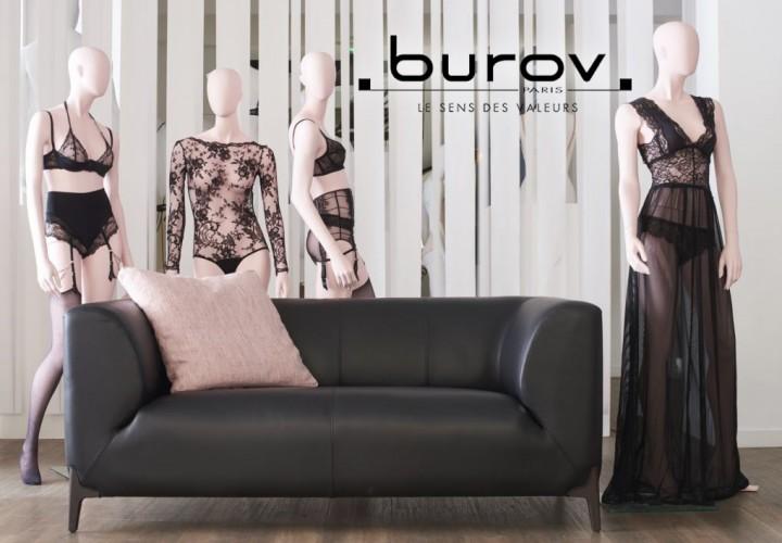 Découvrez la marque BUROV en exclusivité sur Coup de Cœur Design