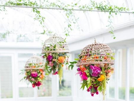 Idée déco printemps : Bouquets de fleurs