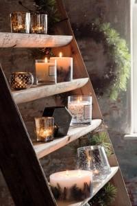 bougies, tamisé, hygge, détente, art de vivre