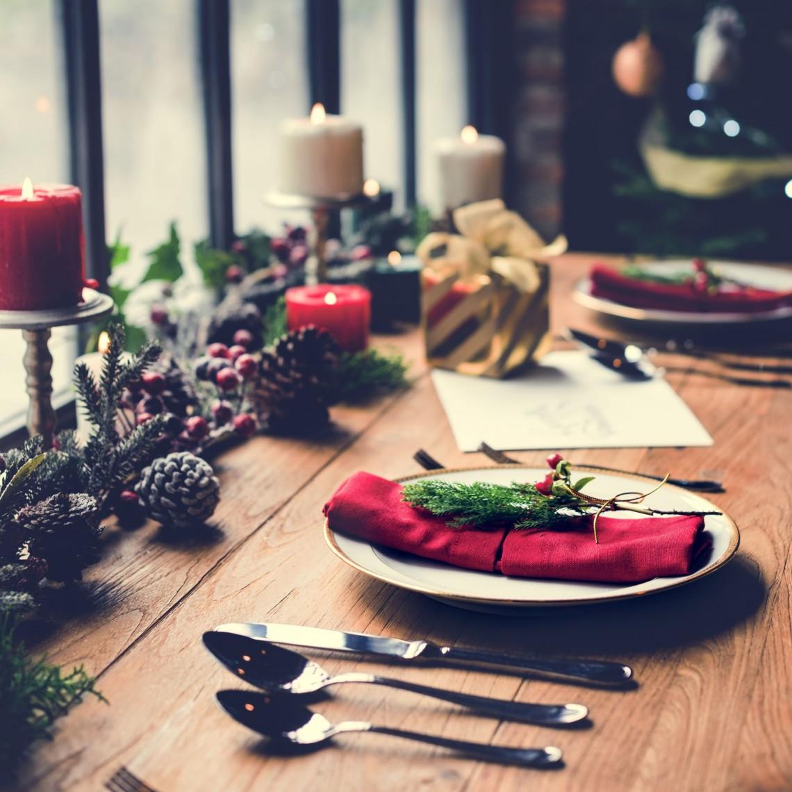 Table de Noël : inspirations et conseils